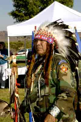 In Memory of Leroy Spotted Eagle, Passed to his Creator, August 31, 2011  -  © Mickey Cox 2008