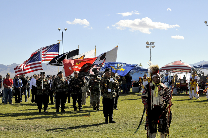 Grand Entry, 2017 Pow Wow